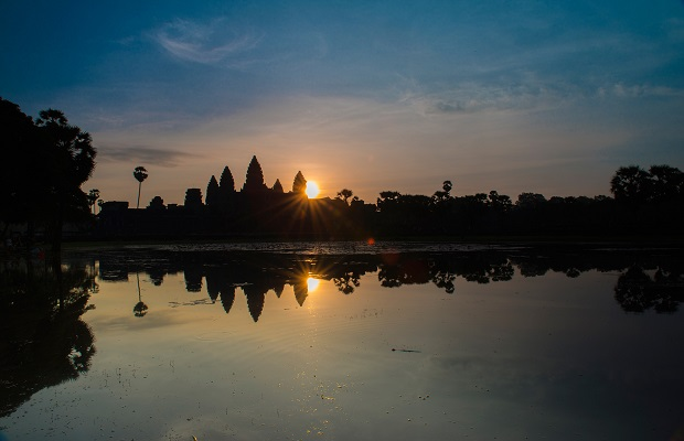 1/ Day Angkor Wat +Sun Rise and Killing Field