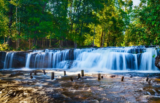 1/Day Phnom Kulen National Park(Waterfall+1000 Linga river tour)